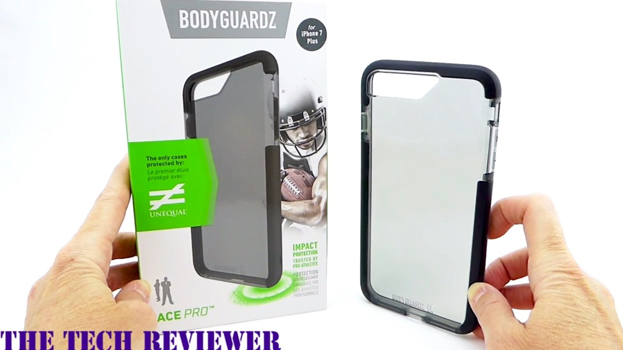 cb0c032076 BodyGuardz Ace Pro: Unequal Protection for your iPhone 7 Plus! - YouTube