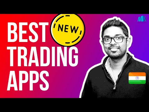 Best Stock Trading Apps in India 📈🇮🇳👈
