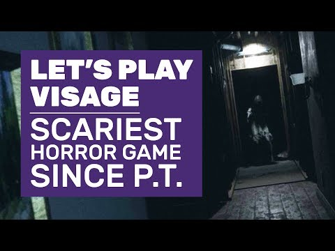 Visage Is The Scariest Horror Game We've Played Since P.T. | Let's Play Visage