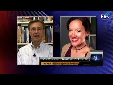 FSTV's Heather Schreck Talks with Thom Hartmann - YouTube