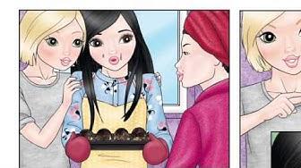 Gefährliche Muffins - Der Comic aus dem TOPModel Kreativ-Magazin