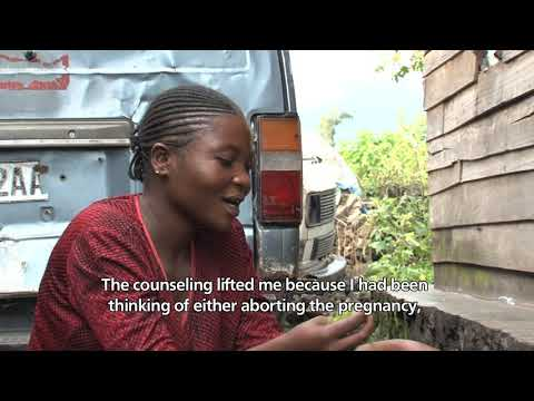 The story of Christelle in the DR Congo