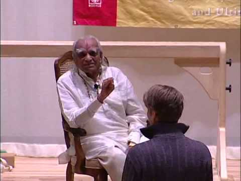 B.K.S. Iyengar   Question & Answer Session