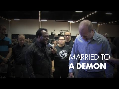 Married to a DEMON! Incredible DELIVERANCE!