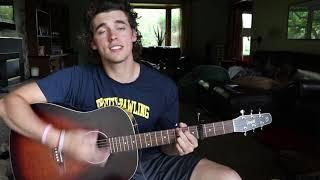 She Got the Best of Me | Luke Combs | (Ryan Winn Acoustic Cover) Video