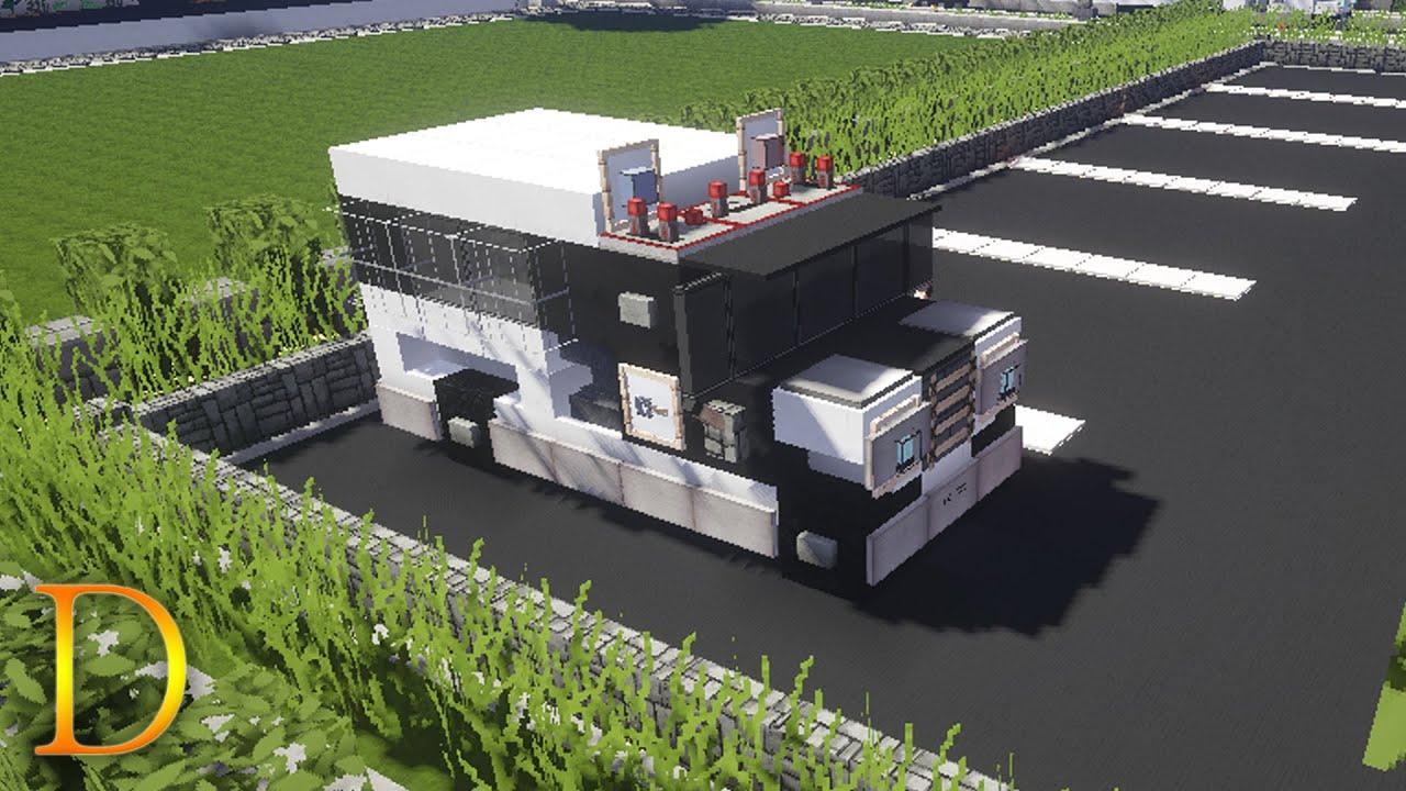 MINECRAFT POJAZDY  Jak zbudować samochód (SWAT GTA5   -> Kuchnie Kaflowe Jak Zbudować
