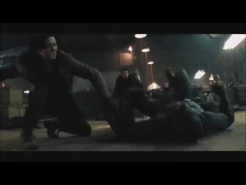 Batman v Superman: Warehouse Fight - Mama Said Knock You Out