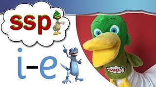 Home School Phonics with Miss Emma i-e - Monster Mapping - Learn to Read and Spell
