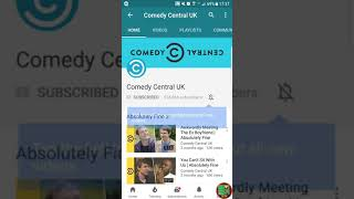 Daily shoutouts ep435 comedy central UK December 19th 2017