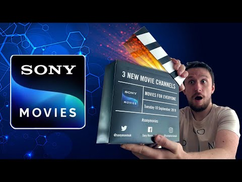 Sony Movies Freeview Channels LAUNCHING TODAY