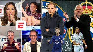 CHELSEA VS REAL MADRID ¿Se arrepentirá Tuchel de dejar 'vivos' a los de Zidane en UCL? | Exclusivos