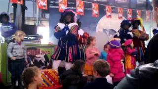 Sinterklaas wil dansen