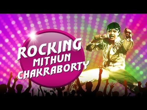 Rocking Mithun Chakraborty | Bollywood Dance Songs | Jukebox (Audio)