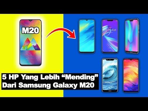 Rekomendasi 5 HP Yang Lebih 'Mending' Dari Samsung Galaxy M20