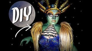 DIY Corona, corpiño y hombreras Dragón | NYX Spain Face Awards 2018