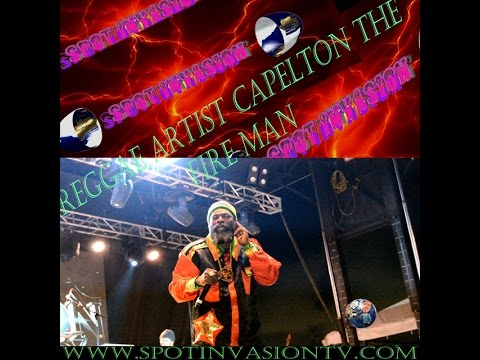 THE FIRE MAN CAPELTON @ 9 MILE MUSIC FESTIVAL 2017