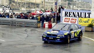 WRC 97 - Rallye de Monte Carlo   1997 - TF1 - Auto-moto