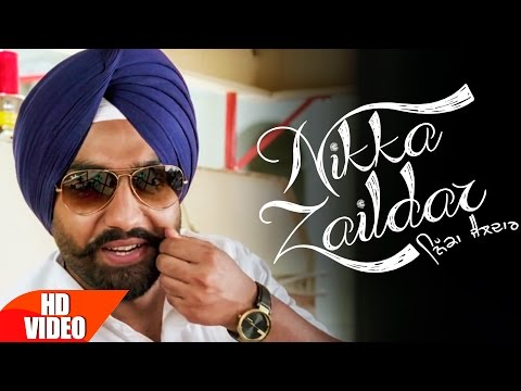 Nikka Zaildar (Title Song) | Ammy Virk | Sonam Bajwa | Latest Punjabi Song 2016