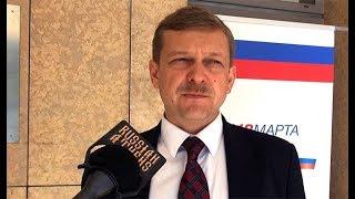 Выборы президента РФ  в Афинах - репортаж