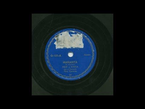 Felix y Marta - Mañanita - Original 0-101-A
