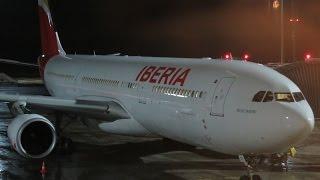 Iberia A330 Business Class Madrid to Johannesburg: a trip report