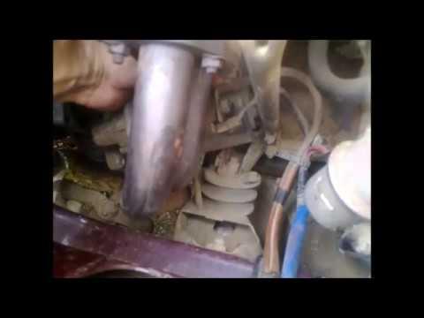 Как разобрать стартер ваз 2107 инжектор