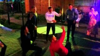 Самый лучший танец свидетеля на свадьбе. Выкуп невесты))