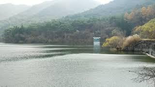 [忠清北道](報恩郡)俗離山國立公園法住寺,水源池