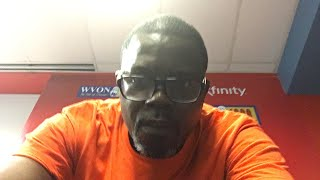 Watch The WVON Morning Show...Today we'll talk to Sonny Vaccarro!