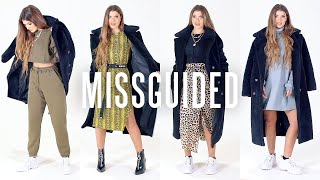 One Coat, Four Ways with Gini Misselbrook | Missguided