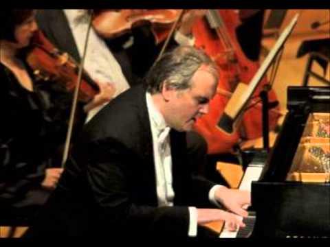 Nicholas Angelich - Brahms Piano Concerto No 2