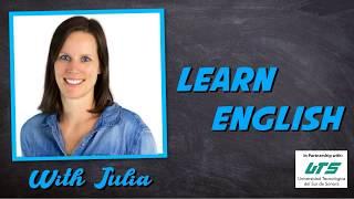 Learn English With Julia #17