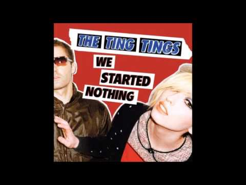 The Ting Tings - Great DJ [Audio]