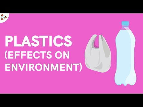 Does Plastic harm the Environment?