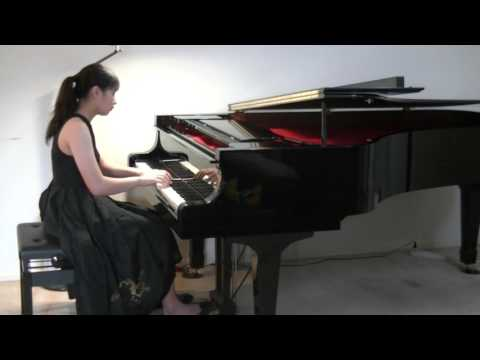 Nina Fan (14yrs) - Haydn Piano Sonata in B Minor, No.32 - I. Allegro Moderato