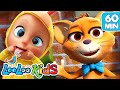 Mister Cat - Educational Songs for Children | LooLoo Kids
