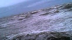 Unwetter auf Fehmarn/ Sturm, 13,14.7.2011/ bis 110km/h