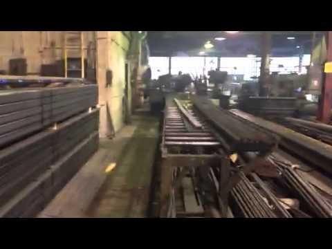 Refractory Service Corp Tour Part 1