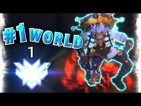 """#1 WORLD RANKED JUNKRAT """"PvpTwitch""""   Overwatch MONTAGE"""
