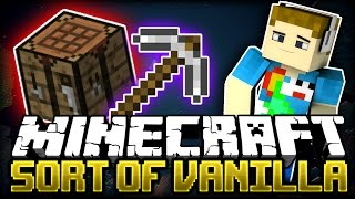 Minecraft: YOU CHOOSE MY ADVENTURE | Sort Of Vanilla - Ep: 01