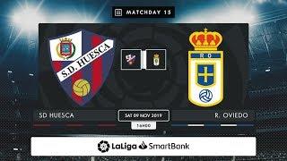 SD Huesca - Real Oviedo MD15 S1600