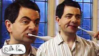 GOOD NIGHT, Mr Bean! | Mr Bean Funny Clips | Mr Bean Official