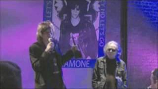 Joey Ramone - Rock and Roll Hall of Fame induction