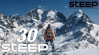STEEP #30 Diese Stelle ist unmöglich Let's Play Steep