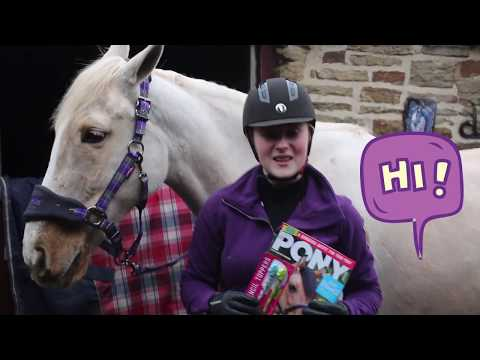 Alanna's March PONY magazine vlog