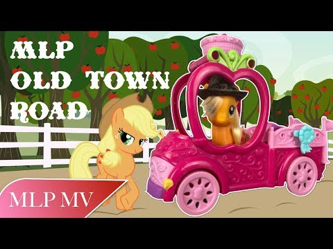 Applejack Singing Old Town Road MLP Toy