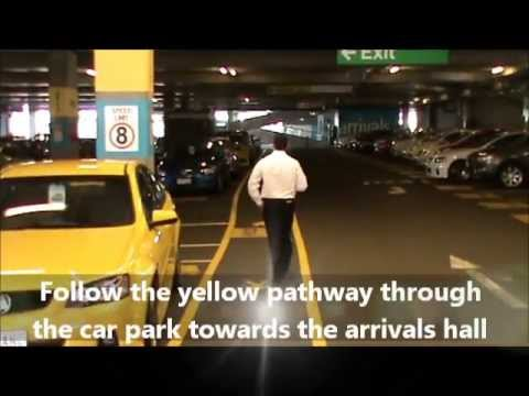 How To Return A Rental Car At Sydney Airport Youtube