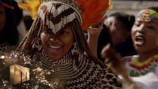Ntwenhle and Dabula wedding – Isibaya   Mzansi Magic