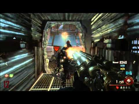 Call of Duty Black Ops 2 Pop Goes The Weasel (Full Gameplay)