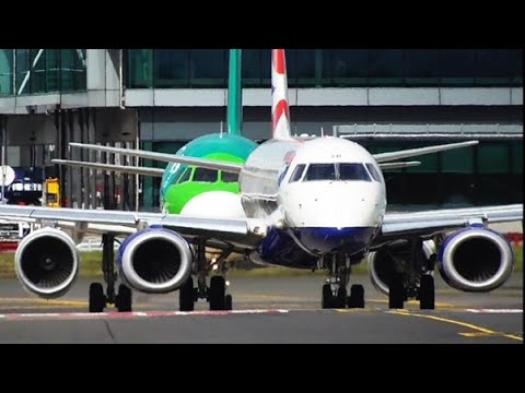 A Summers Day at Dublin Airport | Part 2 | RWY28 | 27/06/2016